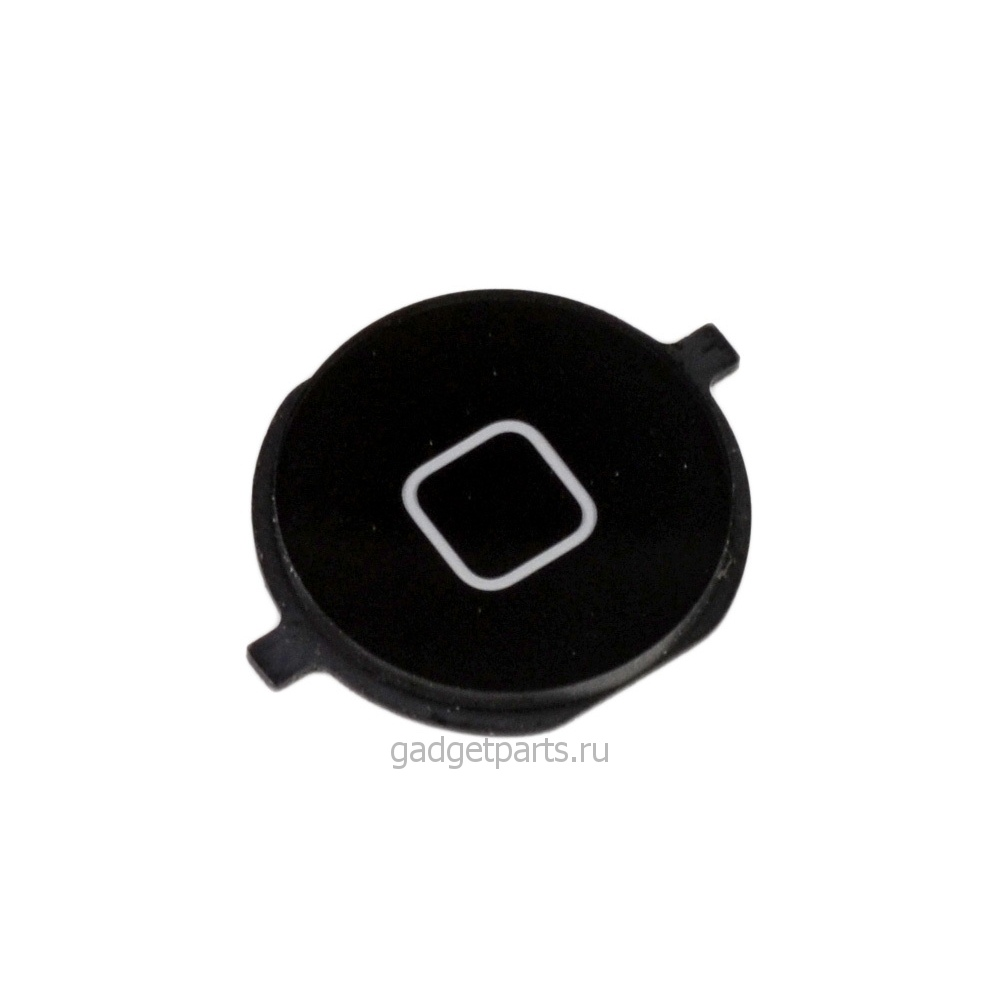 Кнопка Home iPhone 4S Черная (Black)