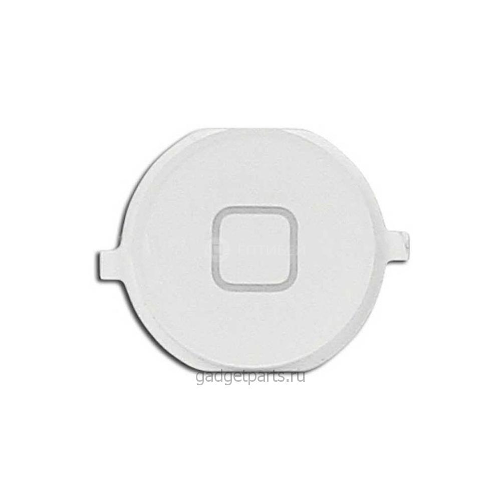 Кнопка Home iPhone 4S Белая (White)
