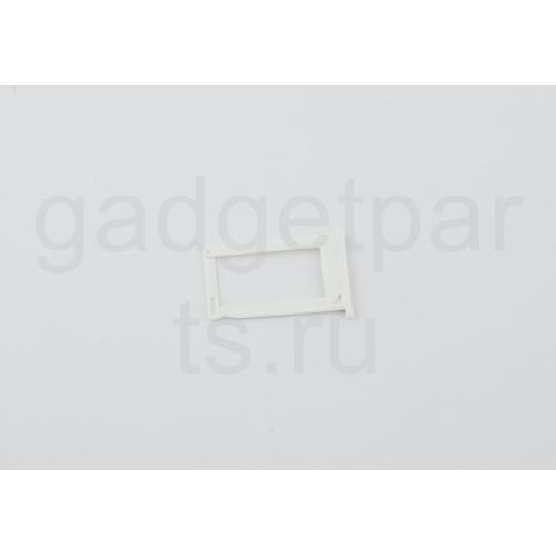 Сим-лоток iPhone 3G, 3GS Белый (White)