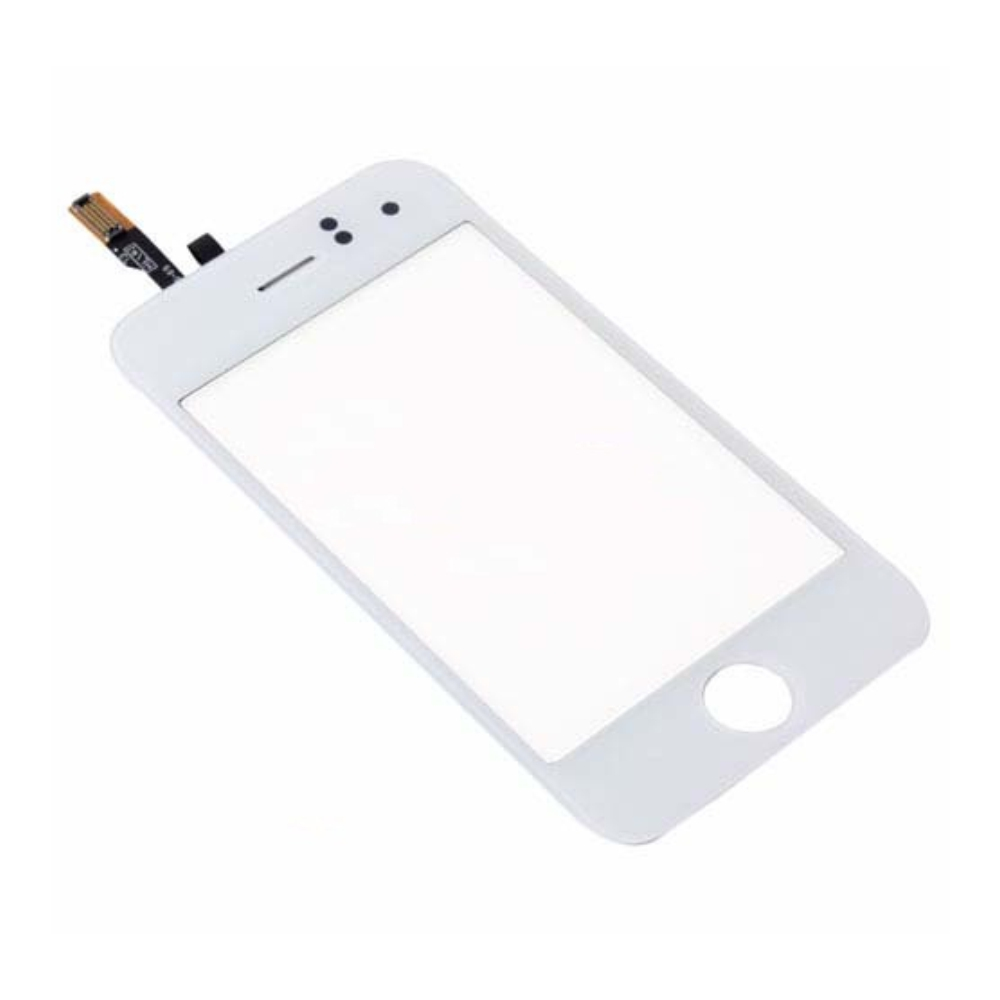 Сенсорное стекло, тачскрин iPhone 3G Белый (White)