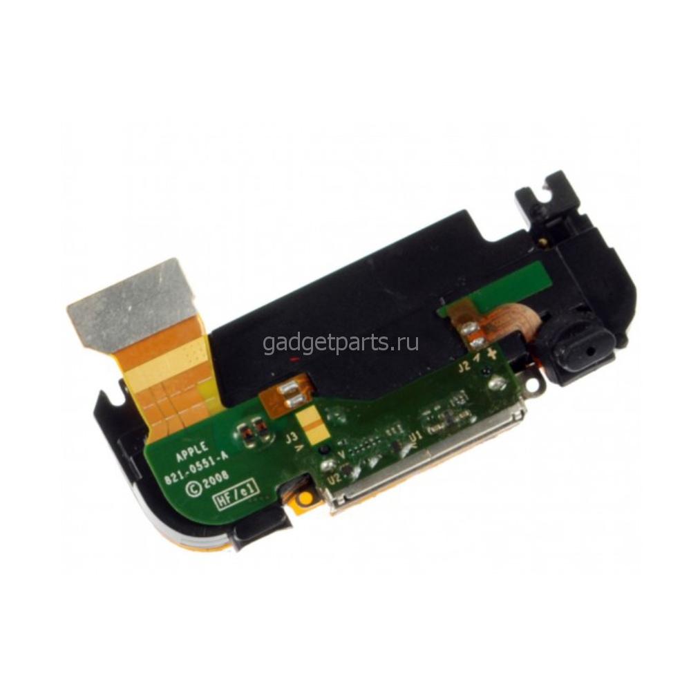 Нижний порт зарядки iPhone 3G