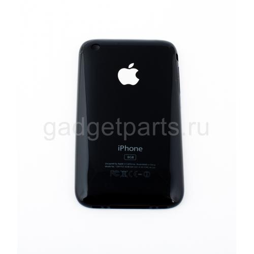 Задняя крышка 8 GB пустая iPhone 3G Черная (Black)