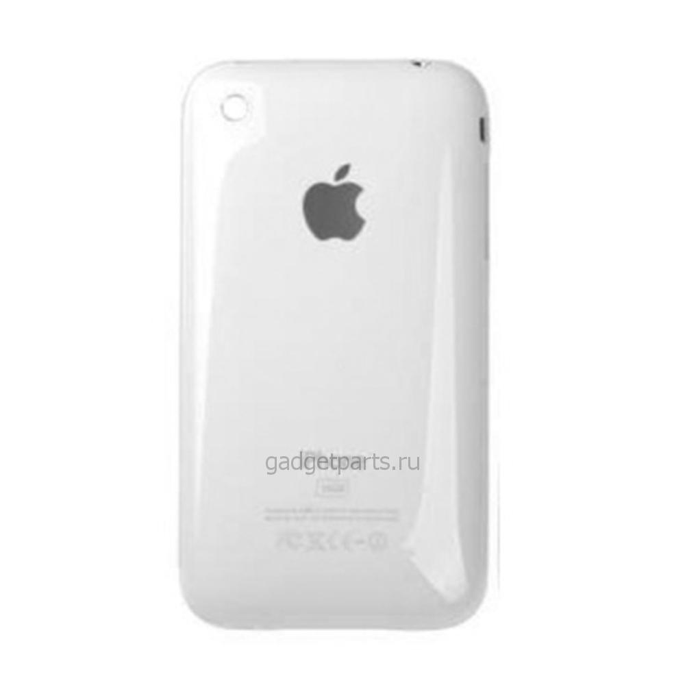 Задняя крышка 16 GB iPhone 3G Белая (White)