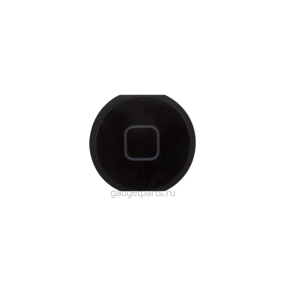 Кнопка Home iPad 2, 3, 4 Черная (Black)