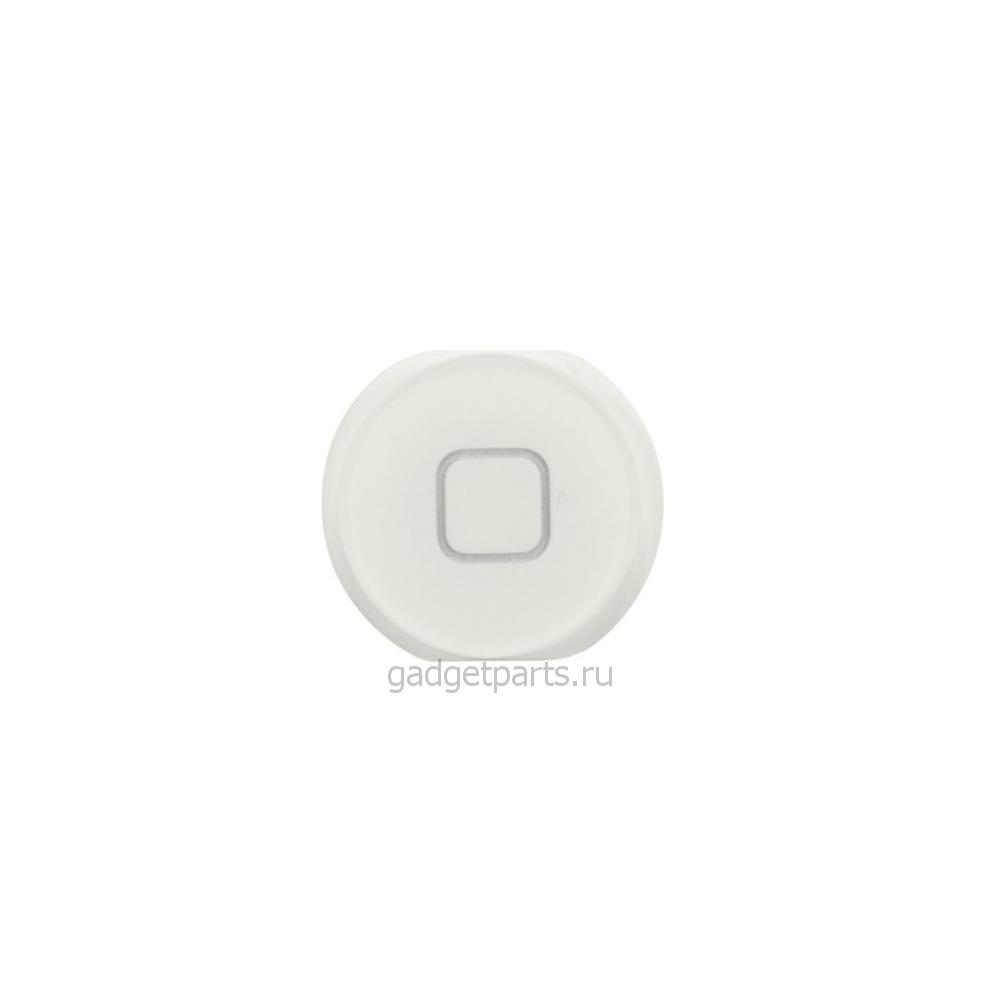 Кнопка Home iPad 2, 3, 4 Белая (White)