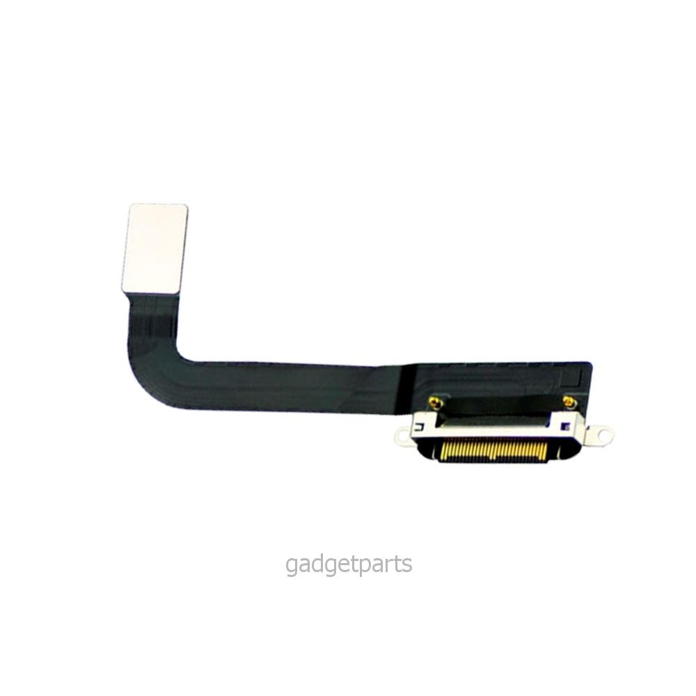Нижний шлейф зарядки iPad 3