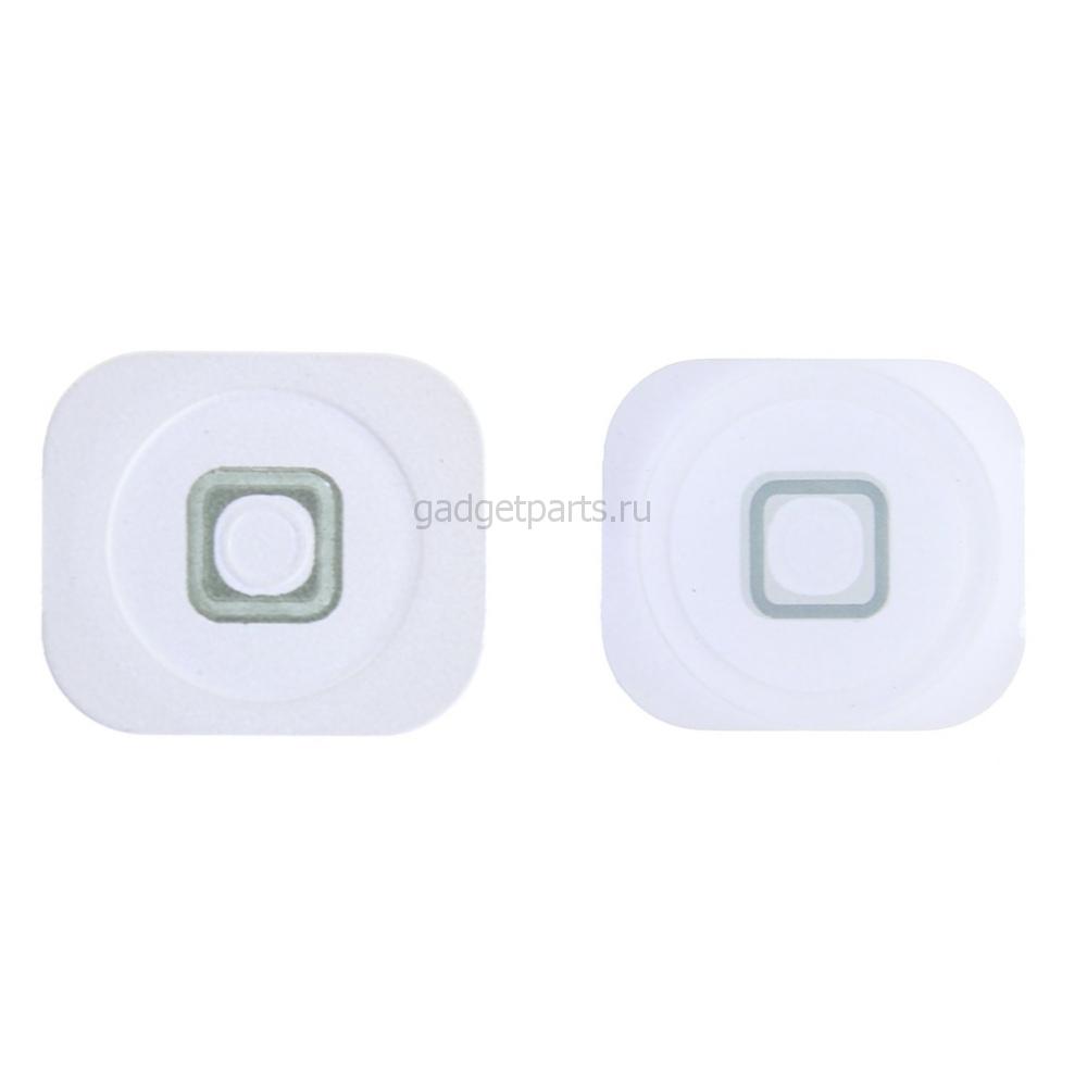 Кнопка Home iPhone 5 Белая (White)