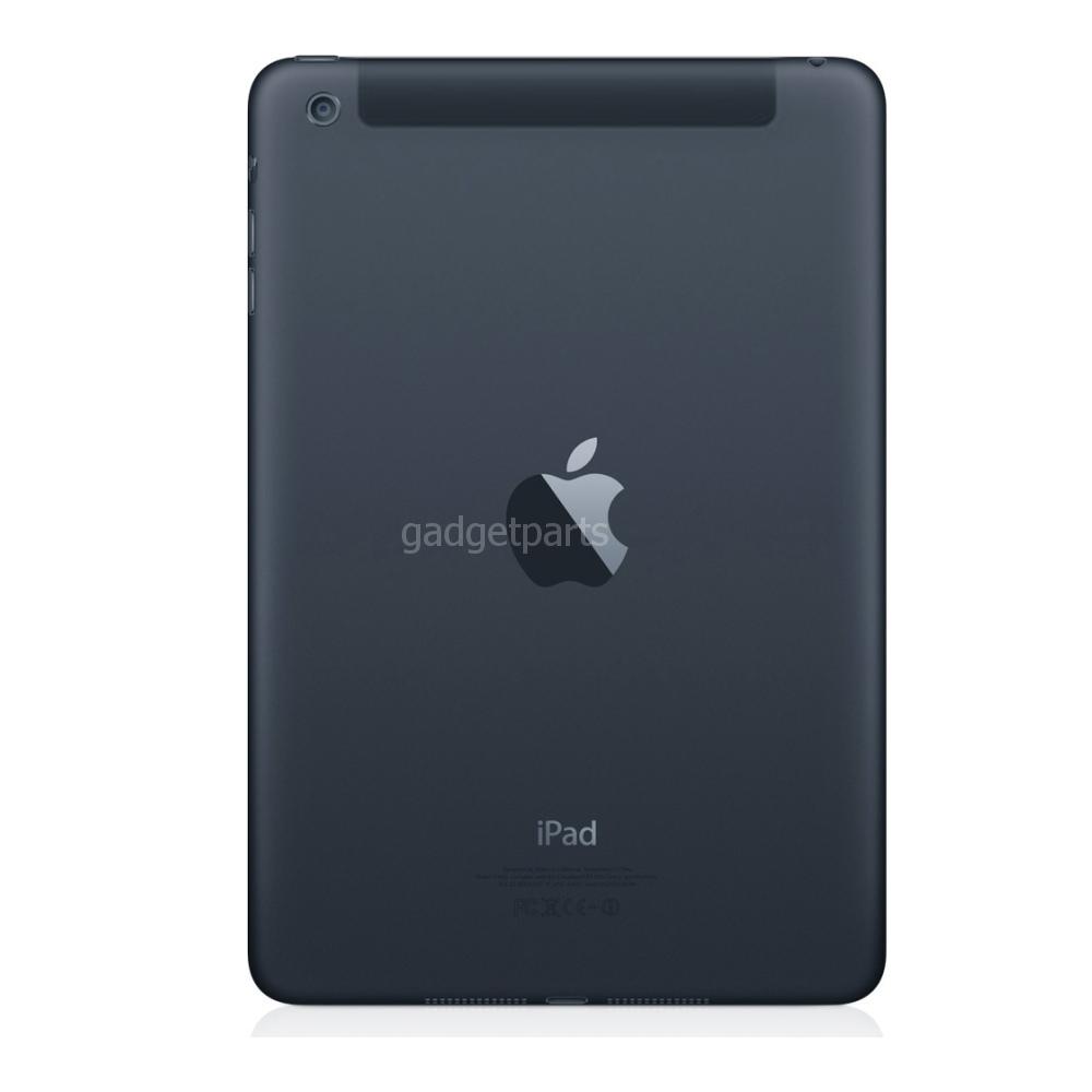 Задняя крышка iPad mini 3G, Wi-Fi Черная (Black)