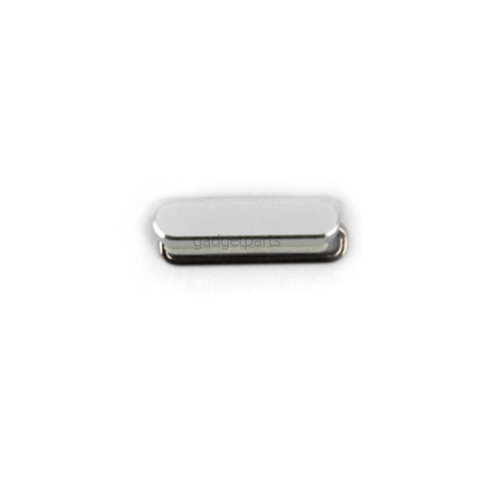 Кнопка включения (Power) iPhone 5S Серебряная (Silver)