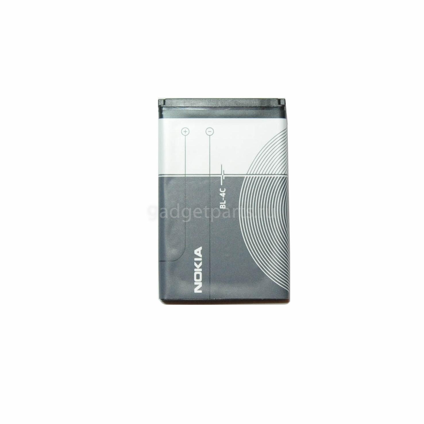 Аккумулятор Nokia BL-4C Оригинал