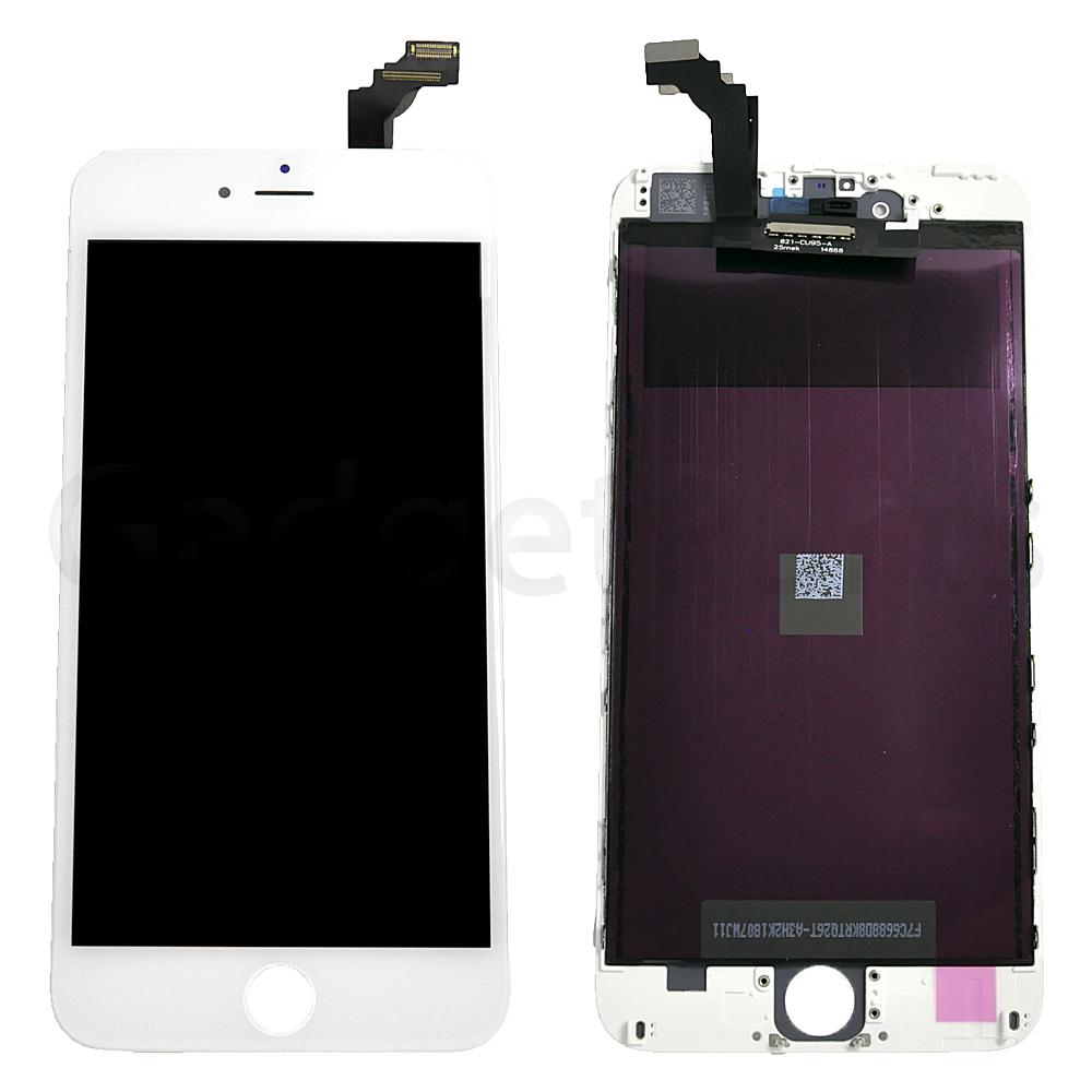 Модуль (дисплей, тачскрин, рамка) iPhone 6 Plus Белый (White)