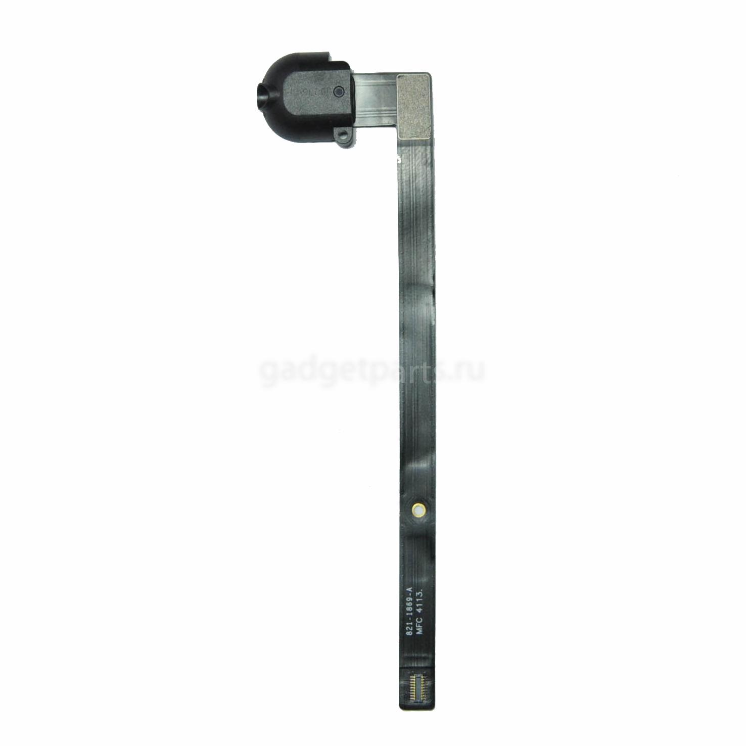Аудио шлейф iPad 5 Air 2 Черный (Black)