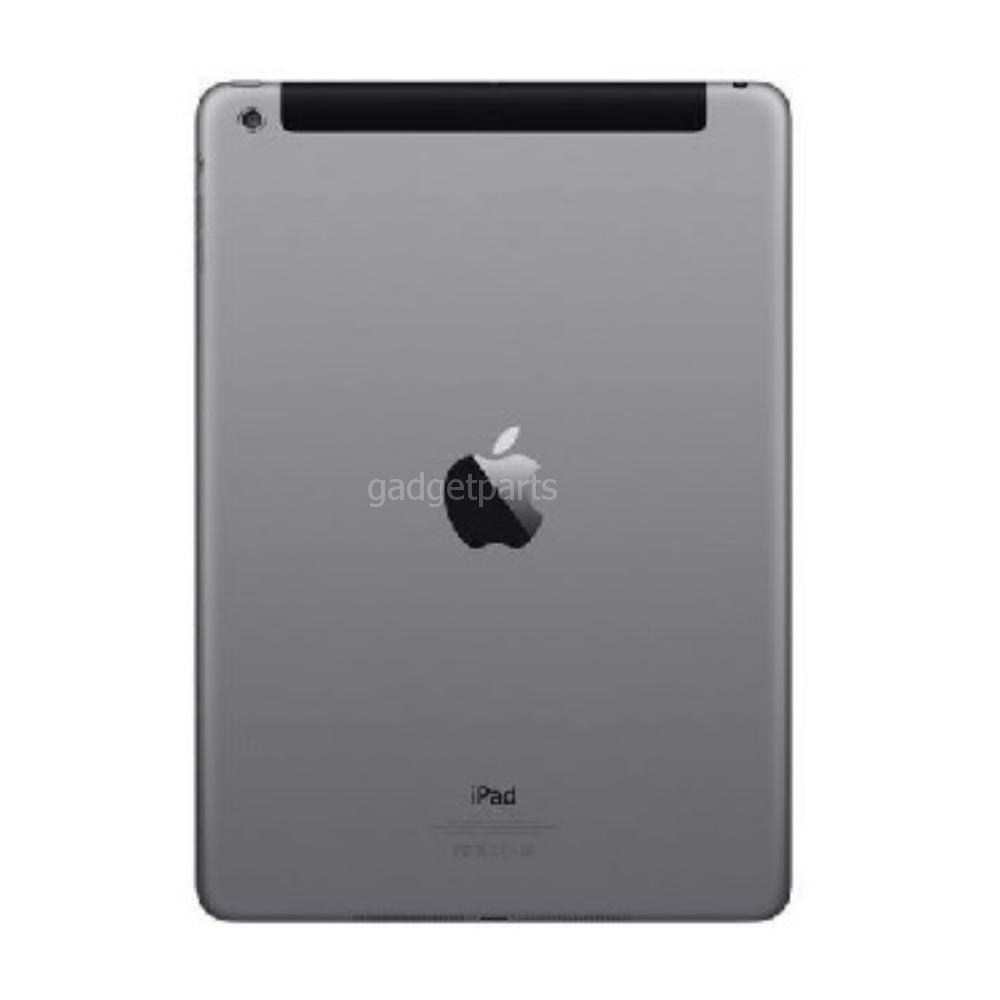 Задняя крышка iPad Air Wi-Fi Черная (Black)