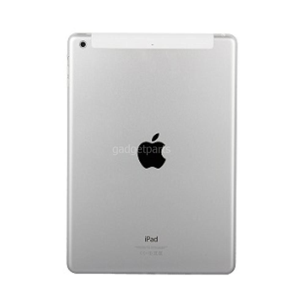 Задняя крышка iPad Air Wi-Fi Серебряная, Белая (Silver, White)