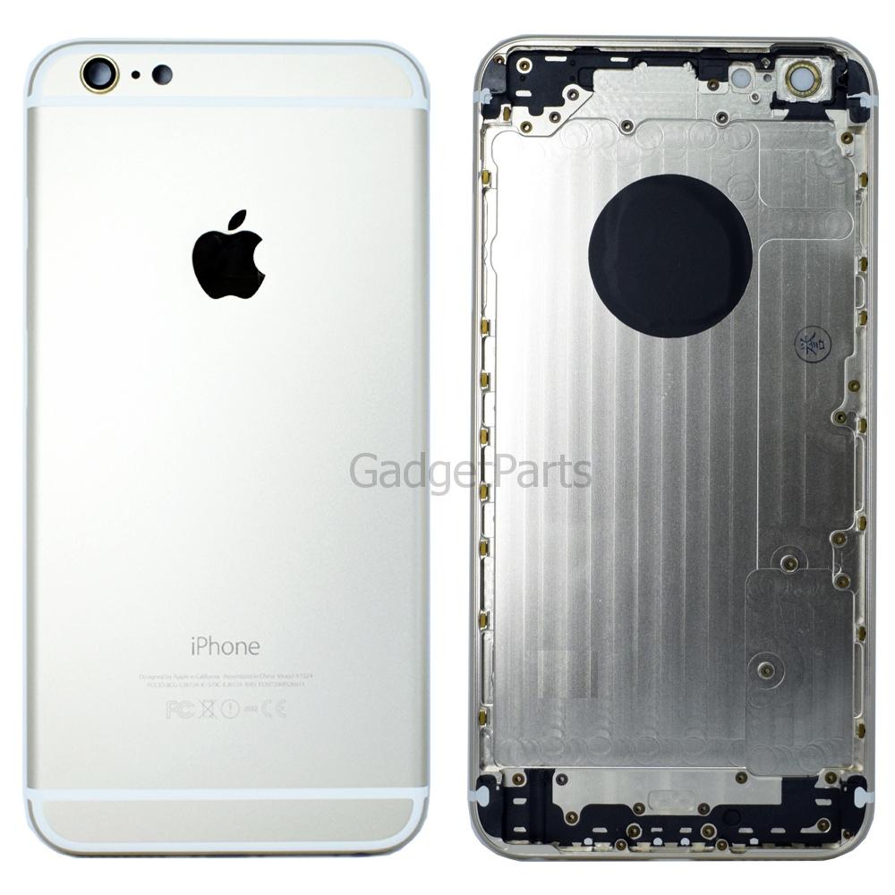 Задняя крышка iPhone 6 Plus Золотая (Gold)