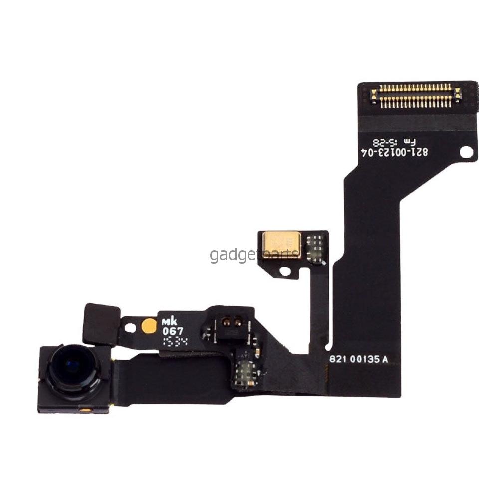 Передняя камера в сборе с шлейфом сенсора и микрофоном iPhone 6S