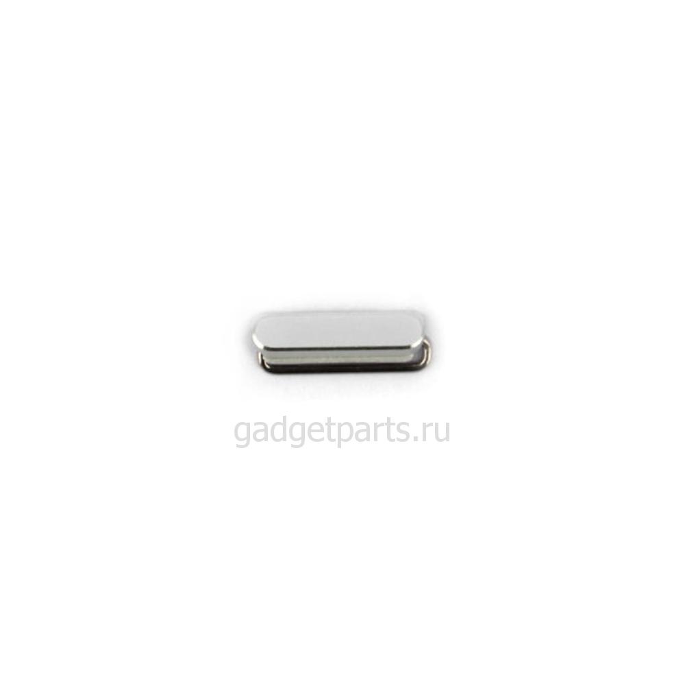 Кнопка включения (Power) iPhone 5SE Серебряная (Silver)