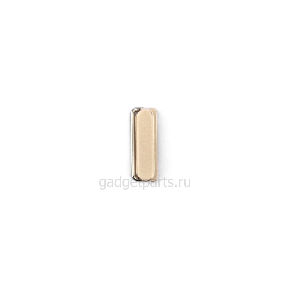 Кнопка включения (Power) iPhone 5SE Золотая (Gold)