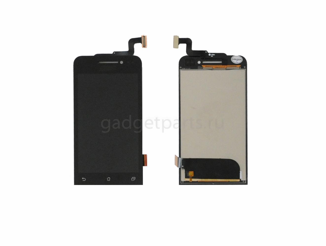 Модуль (дисплей, тачскрин) Asus Zenfone 4 (A400CG) 4 Черный (Black) Оригинал