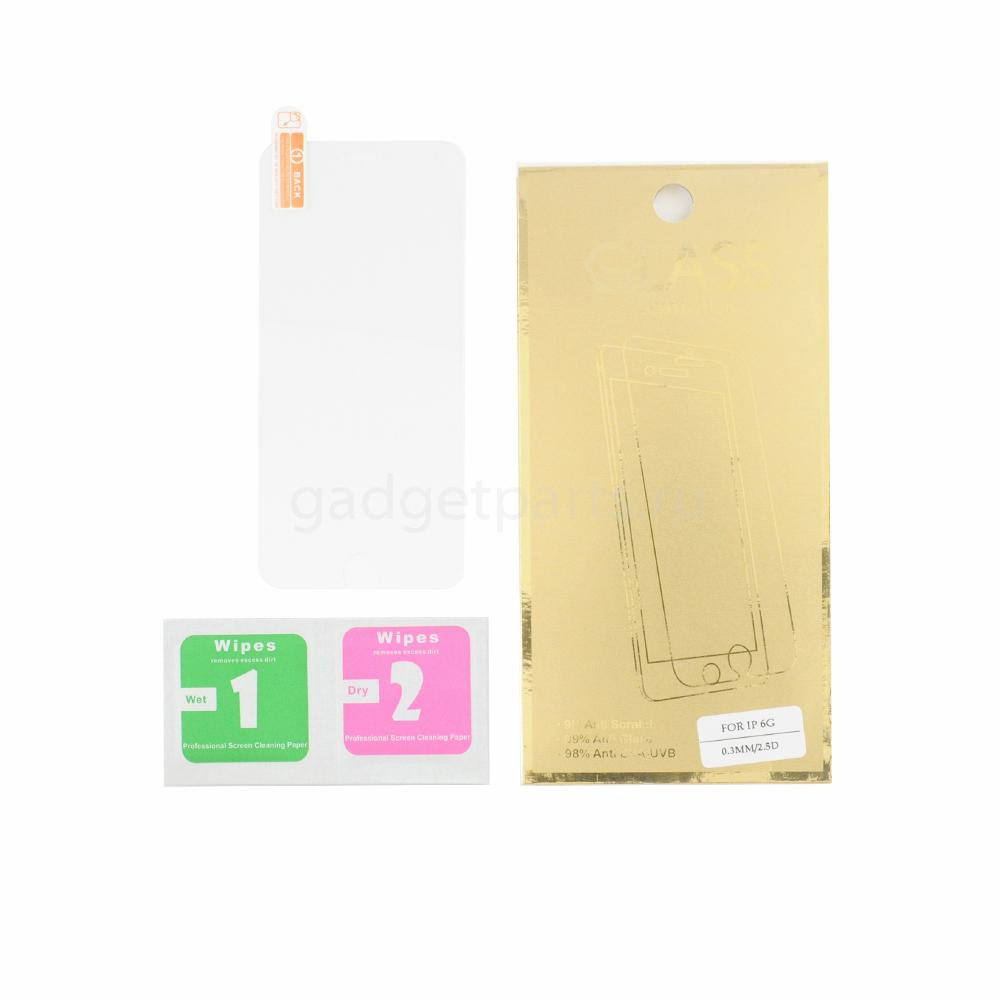 Защитное противоударное стекло iPhone 6, 6S