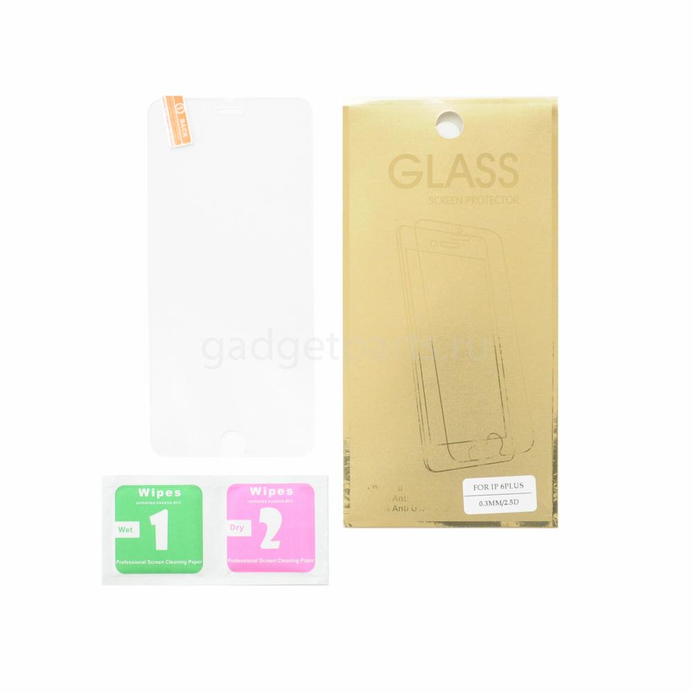 Защитное противоударное стекло iPhone 6 Plus, 6S Plus