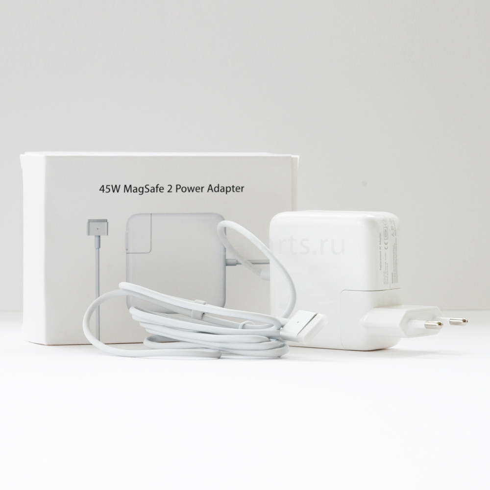 Блок питания, зарядное устройство Apple MacBook, MagSafe2 45W