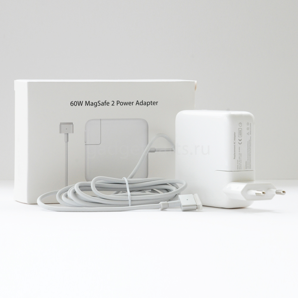 Блок питания, зарядное устройство Apple MacBook, MagSafe2 60W