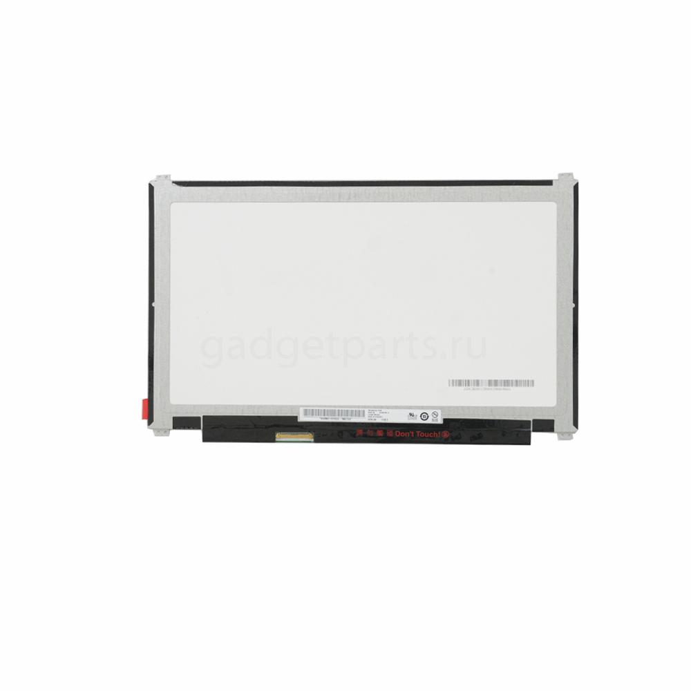 Матрица для ноутбука B133XTN01.5 Slim 40pin, 1366x768, Матовая, LED, уши верх/ низ, разъем слева