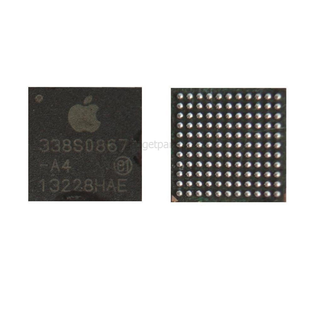 Контроллер питания iPhone 4