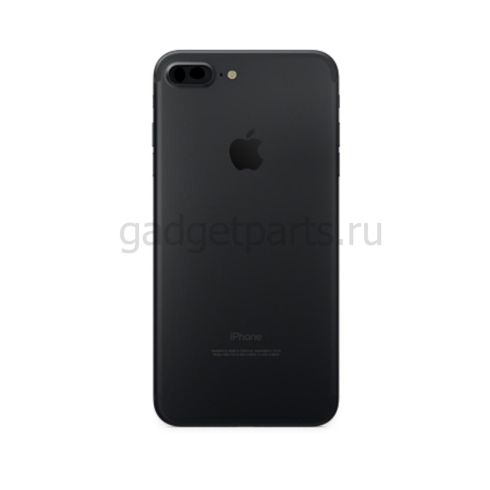 Задняя крышка iPhone 7 Plus Черная (Black) Оригинал