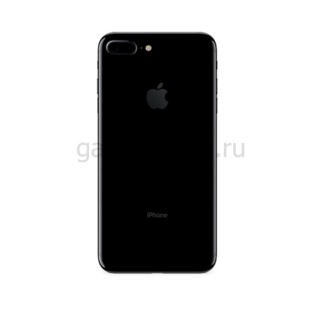 Задняя крышка iPhone 7 Plus Черный Оникс (Jet Black)