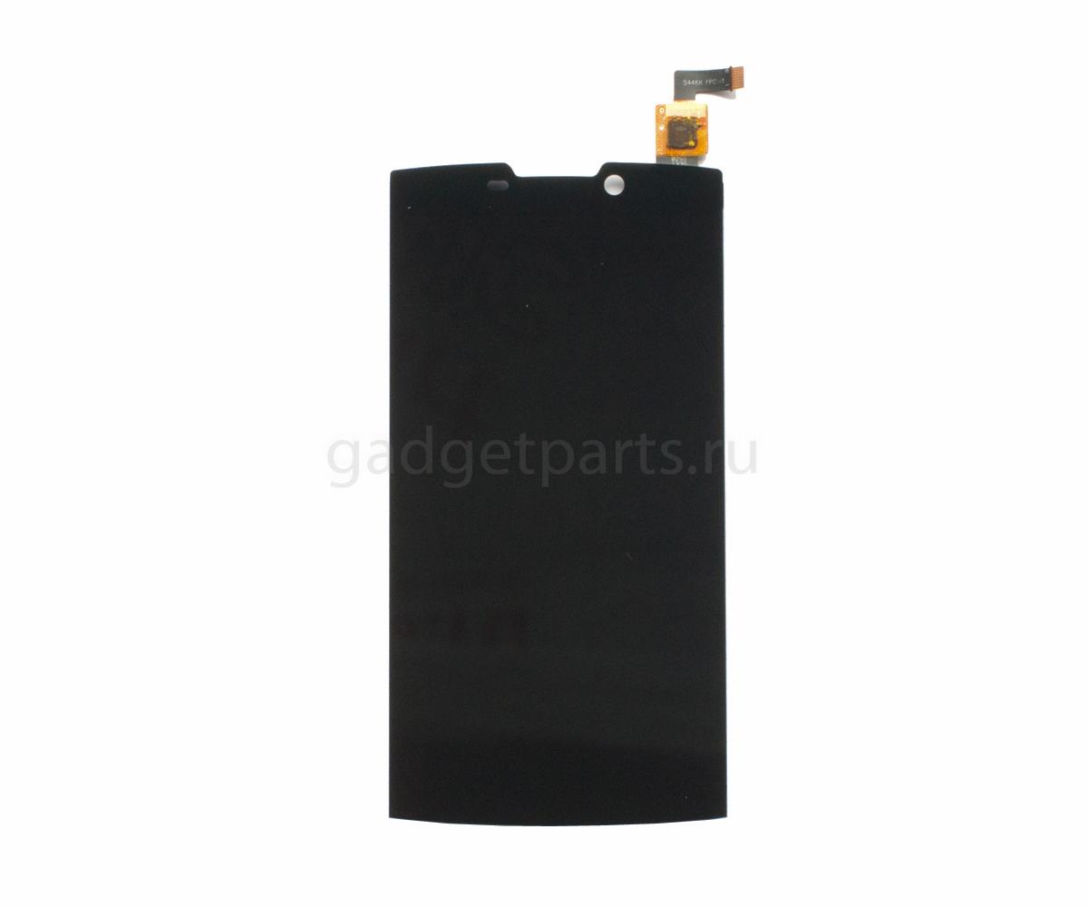 Модуль (дисплей, тачскрин) Highscreen Boost 2 (FPC9169C-V3) Черный (Black)