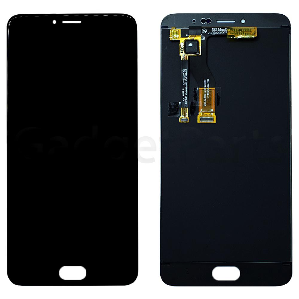 Модуль (дисплей, тачскрин) Meizu M3 Note (M681H) Черный (Black)