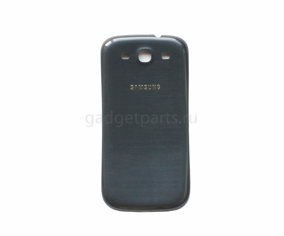Задняя крышка Samsung Galaxy S3, i9300 Синяя (Blue)