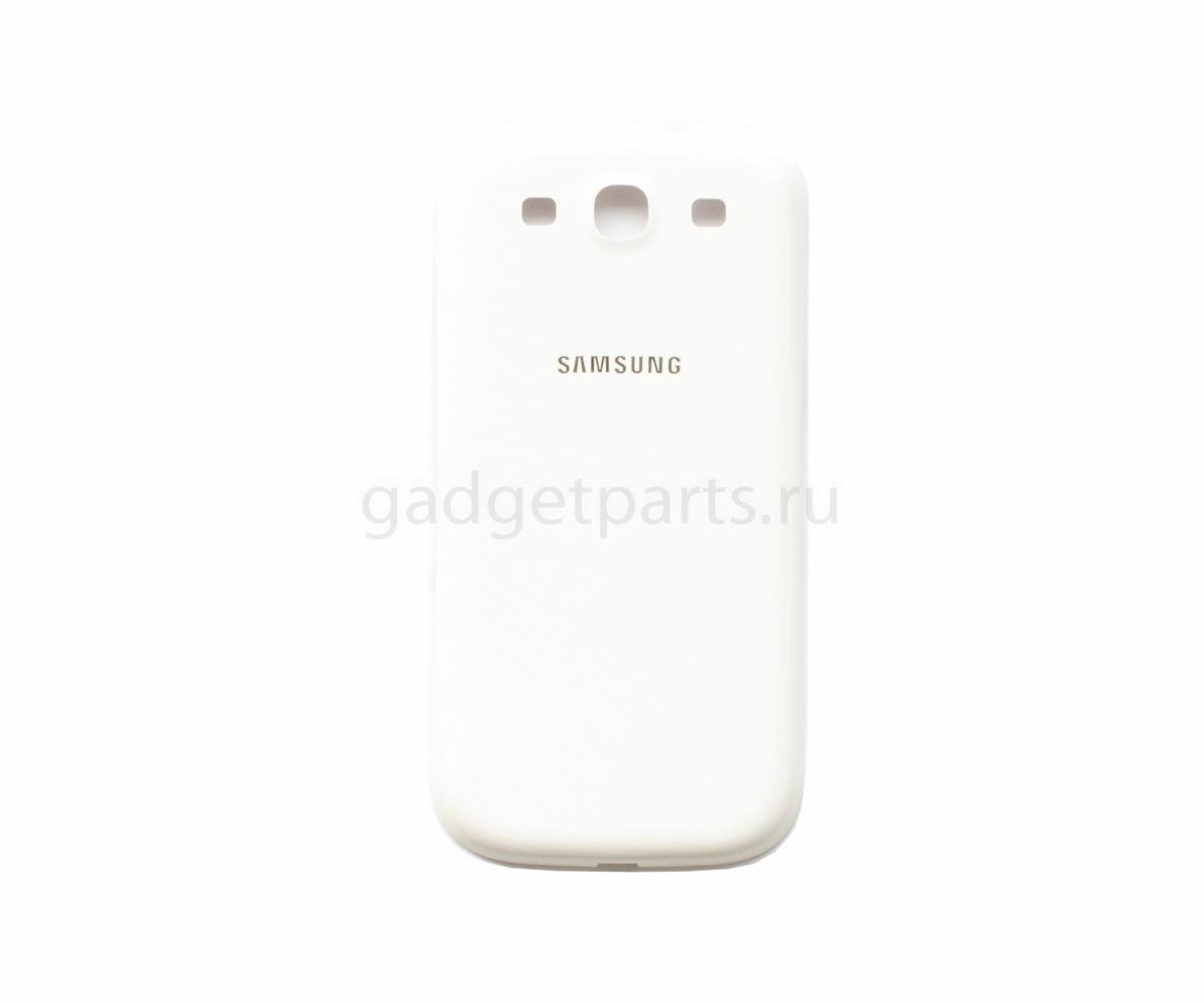Задняя крышка Samsung Galaxy S3, i9300 Белая (White)