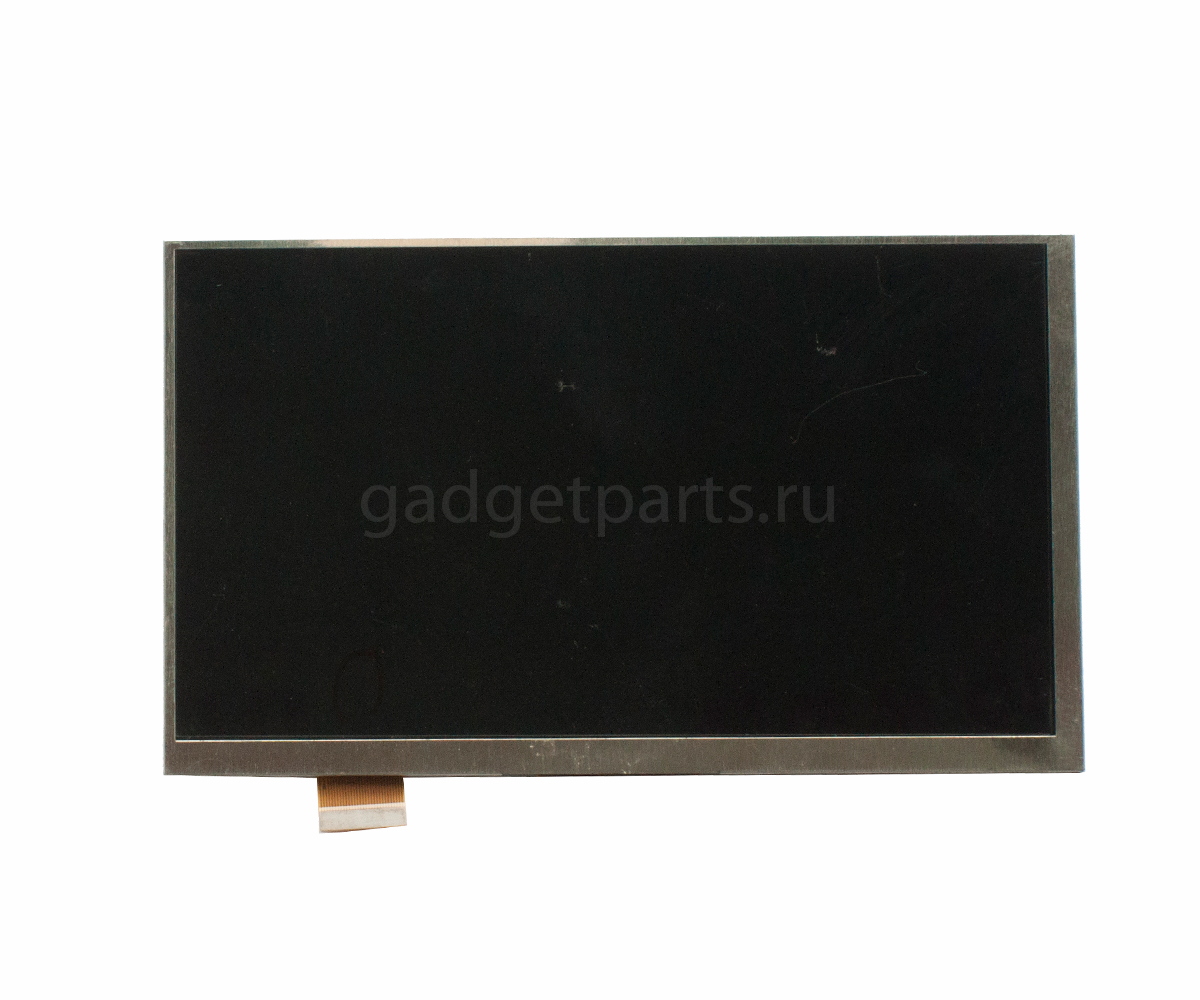 Дисплей Explay Hit, Supra, Prestigio (FPC0703006 AZS) 30 pin
