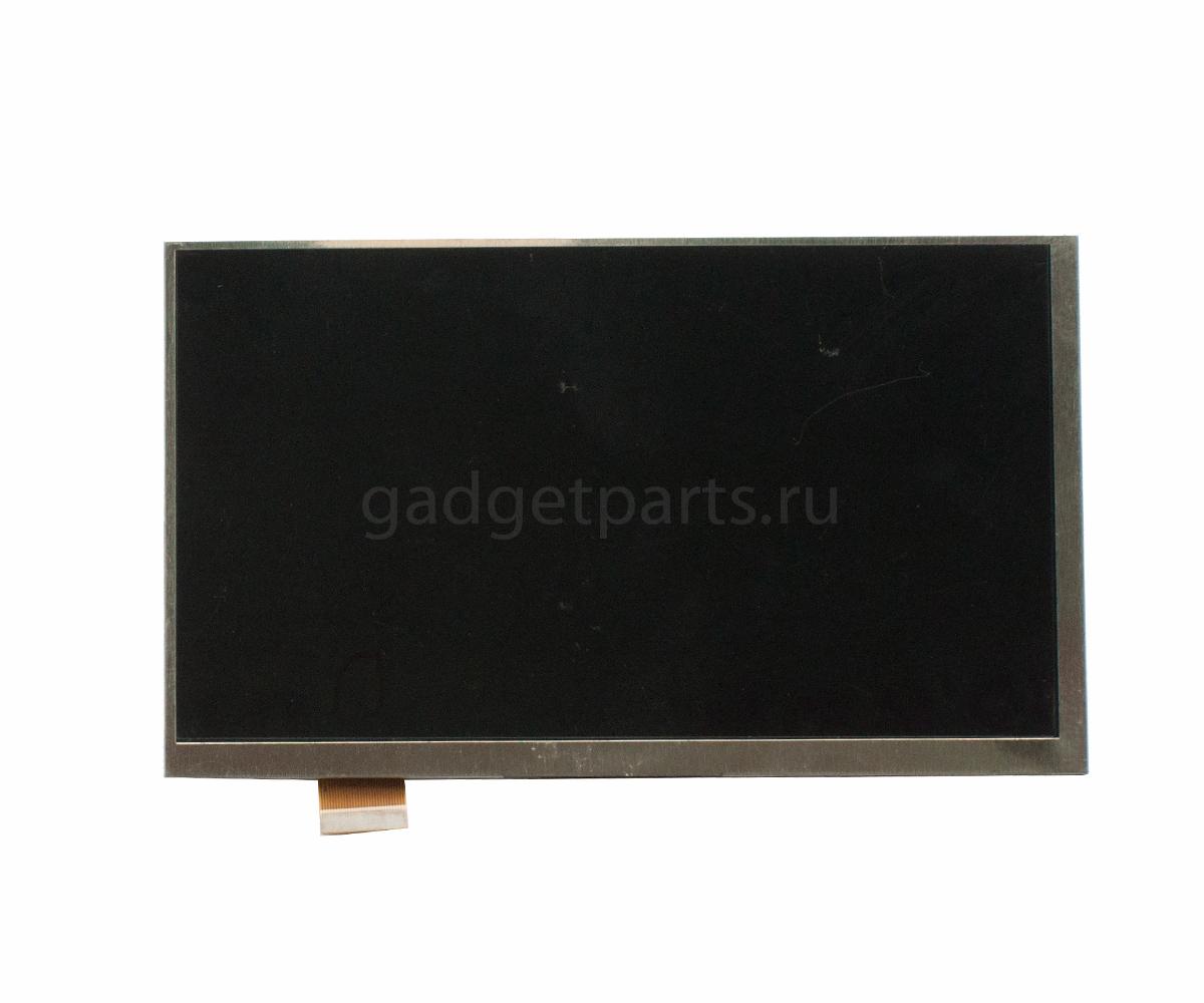 Дисплей Explay Hit, Supra, Prestigio (FPC0703006 AZS) 30 pin