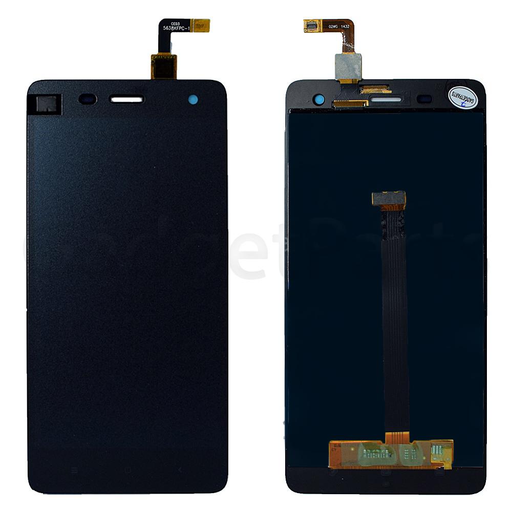 Модуль (дисплей, тачскрин) Xiaomi Mi 4 Черный (Black)