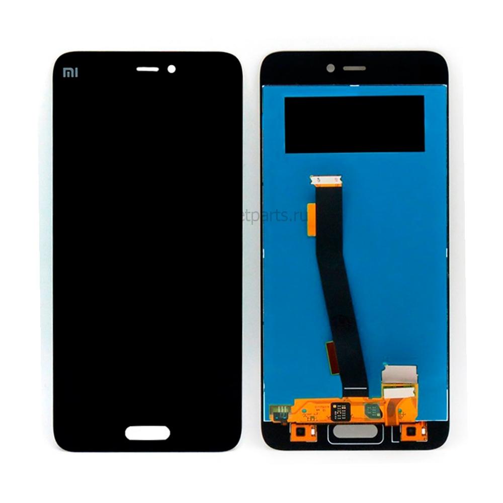 Модуль (дисплей, тачскрин) Xiaomi Mi 5 Черный (Black)