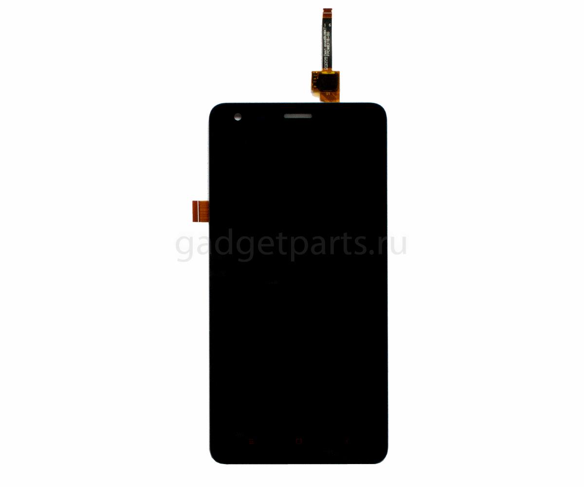 Модуль (дисплей, тачскрин) Xiaomi Redmi 2 Черный (Black)