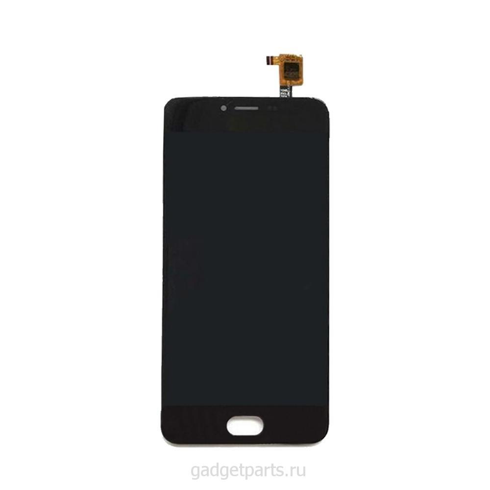 Модуль (дисплей, тачскрин) Meizu M3 mini Черный (Black) Оригинал