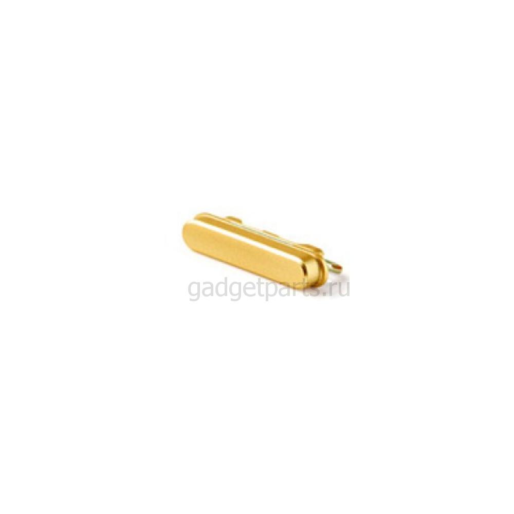 Кнопка включения (Power) iPhone 6 Золотая (Gold)