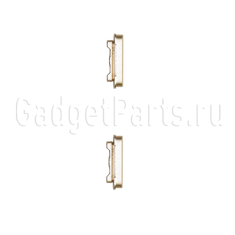 Кнопка громкости (Volume) iPhone 6 Золотая (Gold)