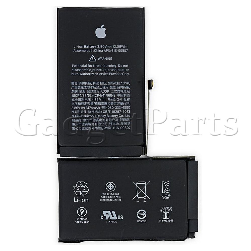 Аккумулятор iPhone X Оригинал