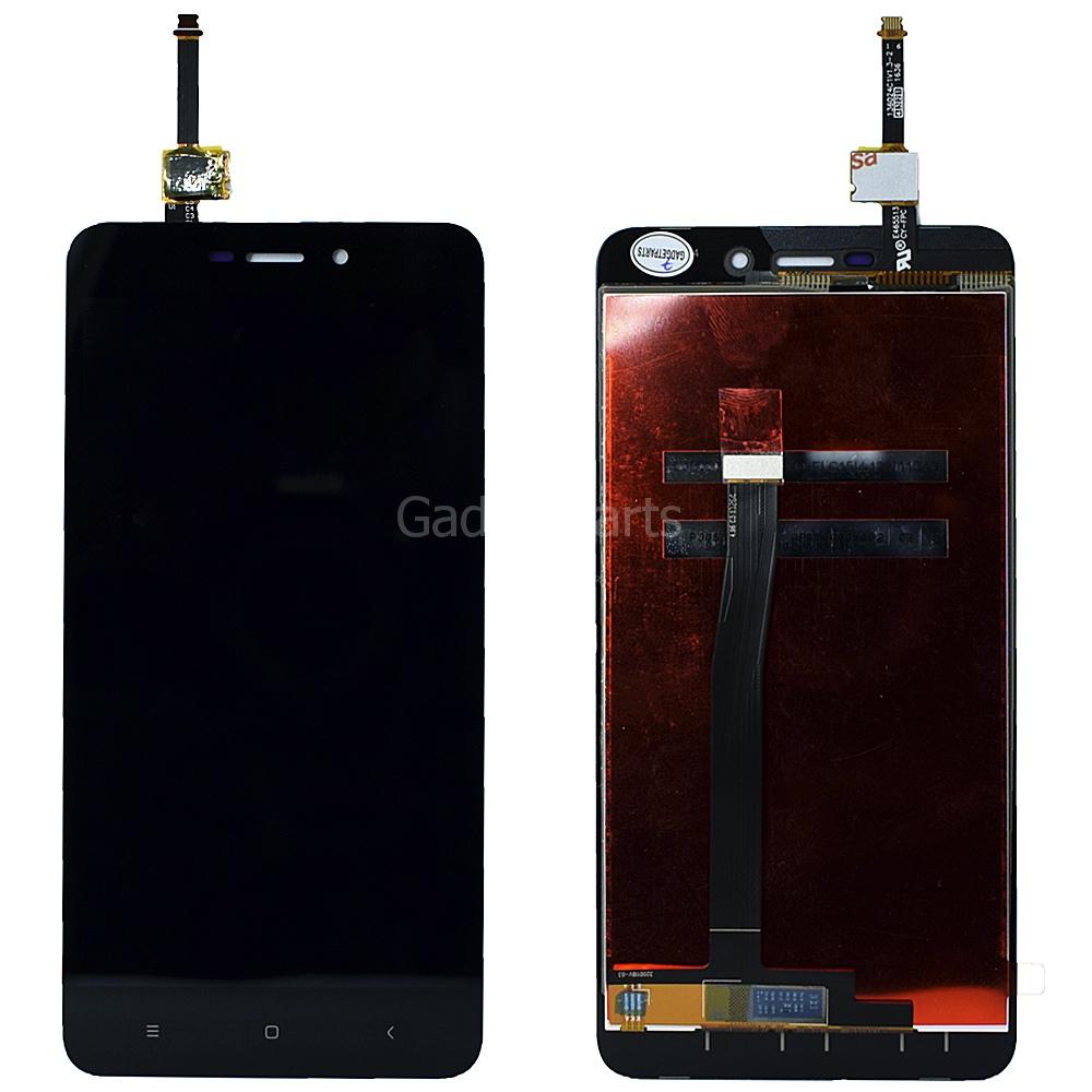 Модуль (дисплей, тачскрин) Xiaomi Redmi 4A Черный (Black)