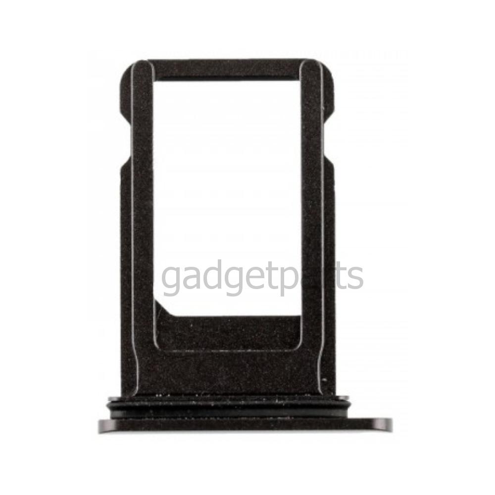 Сим-лоток iPhone 8 Plus Черный (Black)