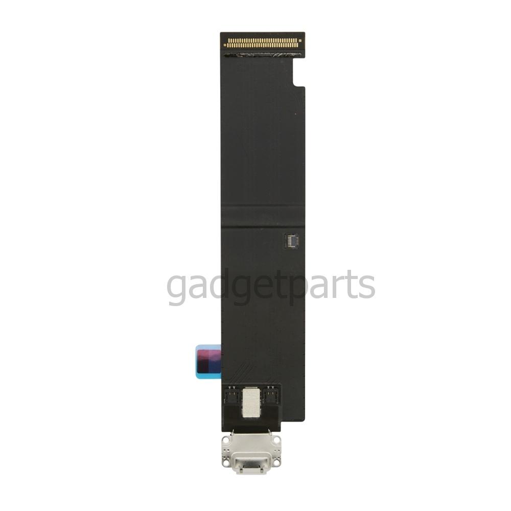 Нижний шлейф зарядки iPad Pro 9,7 Белый (White)
