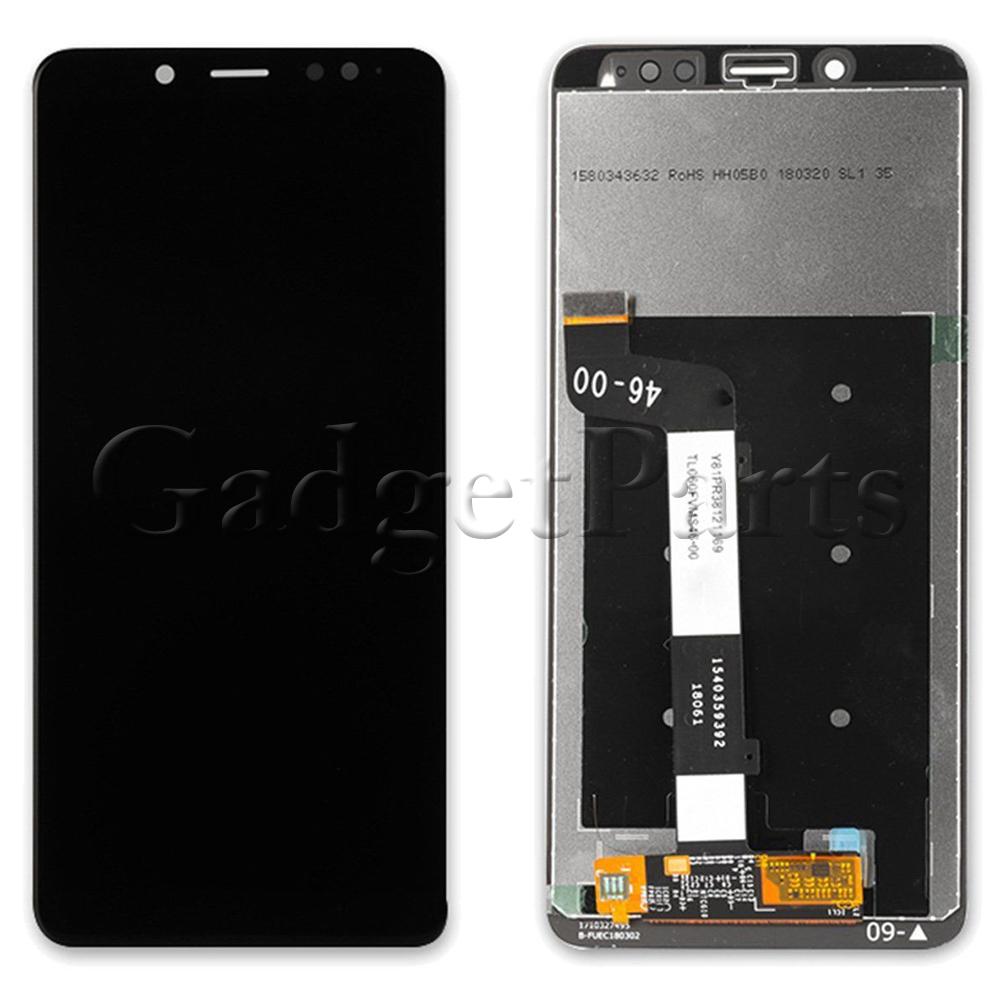 Модуль (дисплей, тачскрин) Xiaomi Redmi 5 Черный (Black) Оригинальная матрица