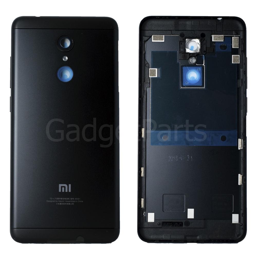 Задняя крышка Xiaomi Redmi 5 Черная (Black)