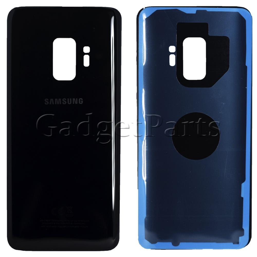 Задняя крышка Samsung Galaxy S9, G960F Черная (Black)